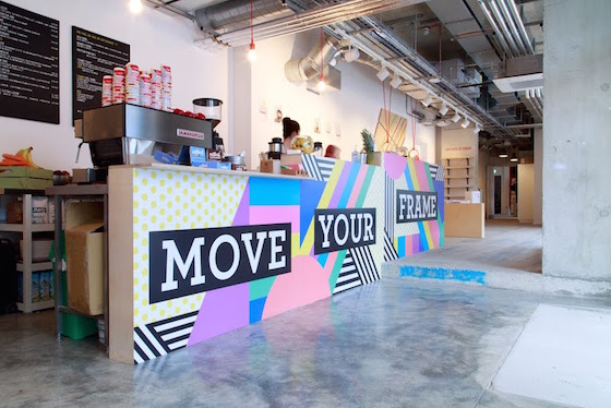 MOVE & SWEAT AT FRAME