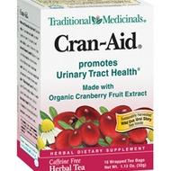 CranAid from Traditional Medicinals
