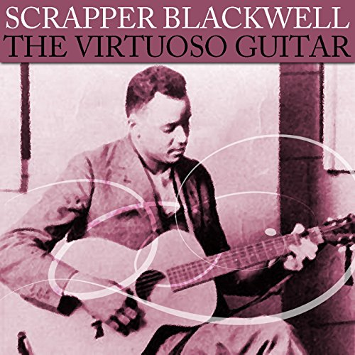Scrapper Blackwell Blues Guitar Video Lessons