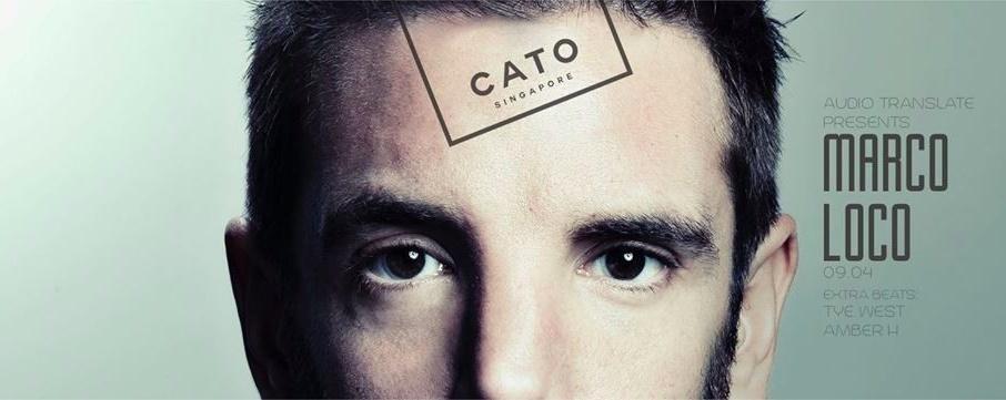 Audio Translate Presents: MARCO LOCO