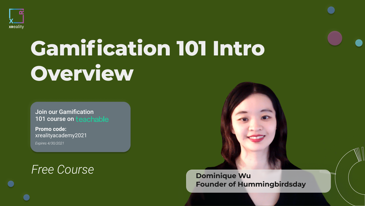 Gamification Intro 101 Overview (free version)