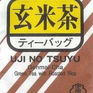 玄米茶 Genmaicha from Uji no tsuyu