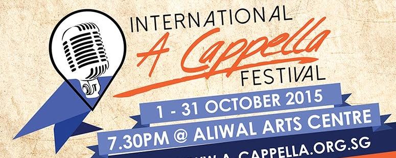 International A Cappella Festival 2015