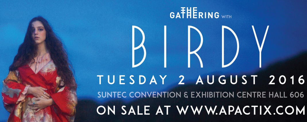 The Gathering with Birdy