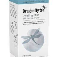 Swirling Mist Organic White from Dragonfly Tea