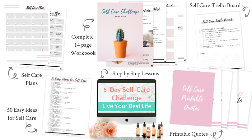 photograph about Printable Self Care Plan named 5-Working day Self-Treatment Issue Simply just Reeni