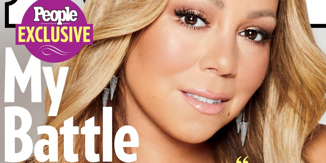 Mariah Carey opens up about living with bipolar disorder for the first time