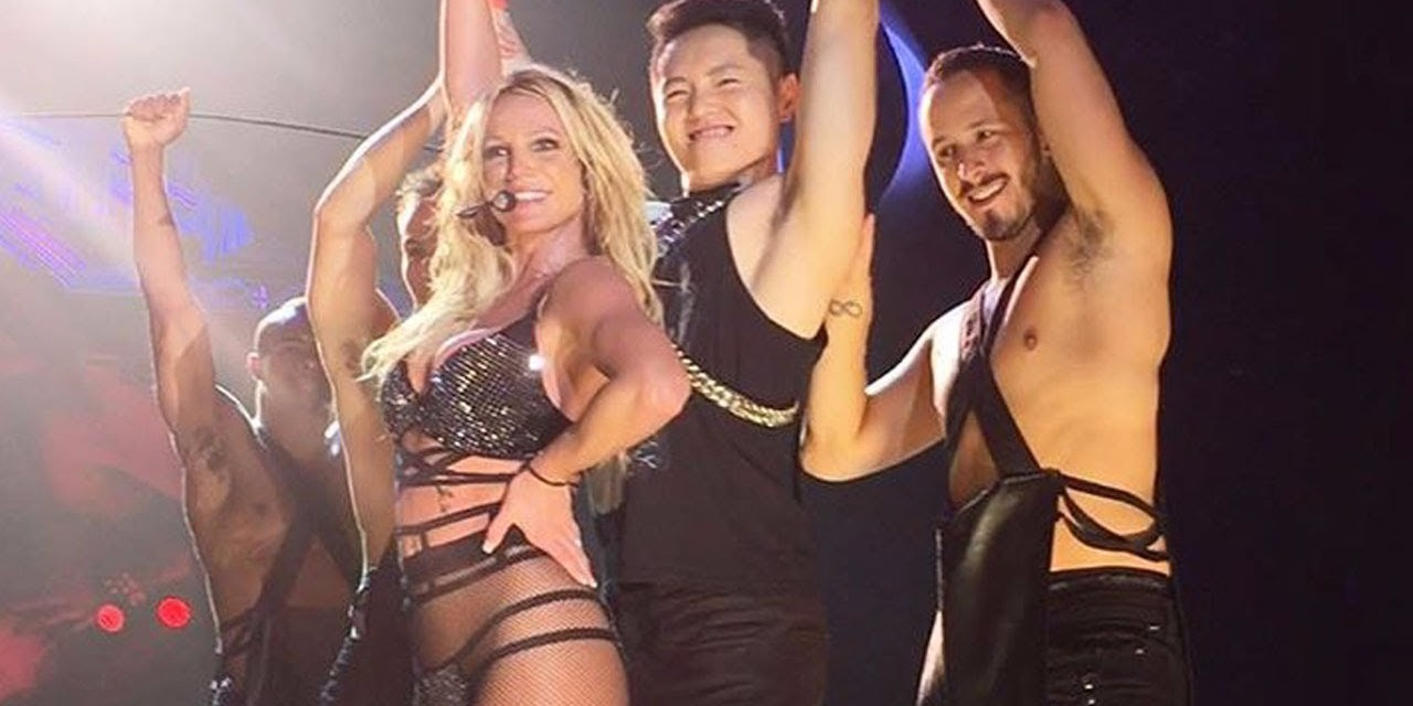 Britney sets lip-syncing allegations to rest by killing it at 'Happy Birthday'