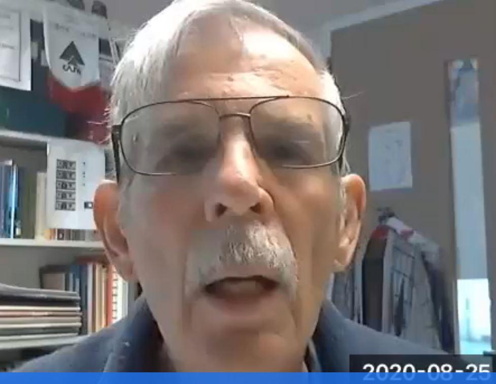 Professor Terry Hokenstad