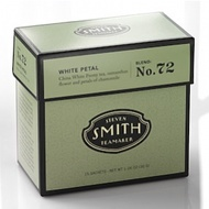 No. 72 White Petal from Steven Smith Teamaker