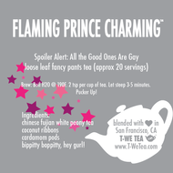Flaming Prince Charming from T-We Tea