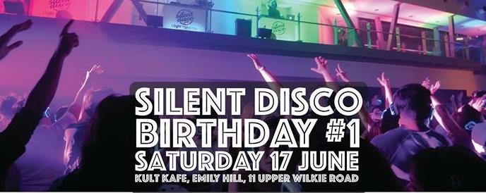 Silent Disco Asia 1st Birthday