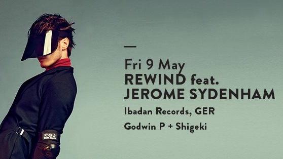 REWIND feat. JEROME SYDENHAM (GER)