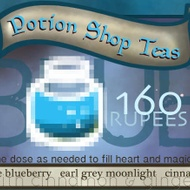 Potion Shop Teas: Blue Potion Tea from Adagio Teas Custom Blends