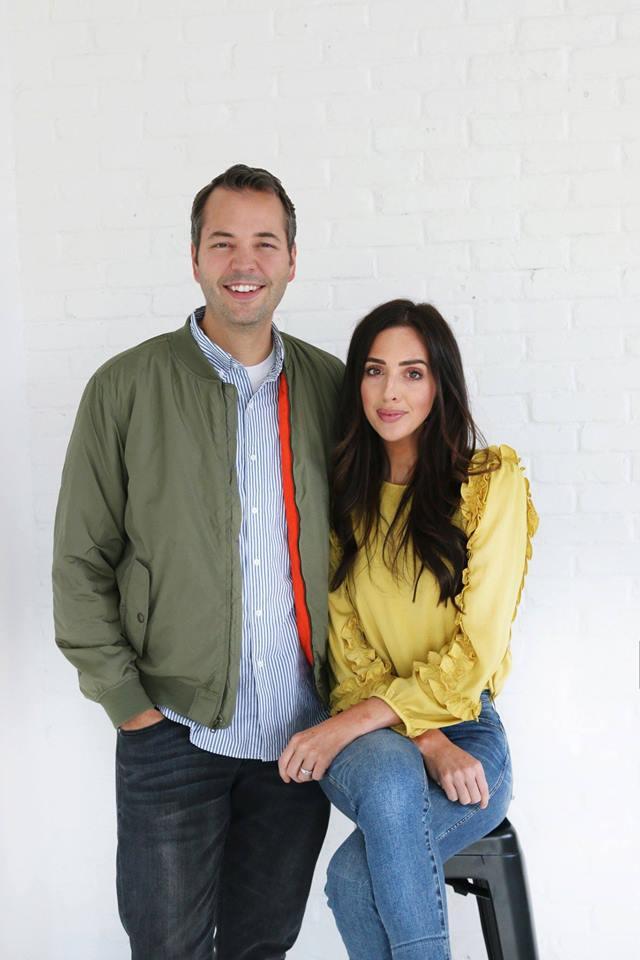 Chris & Julia Marcum