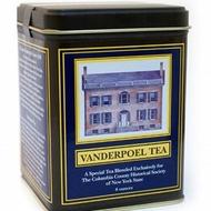 Vanderpoel from Harney & Sons