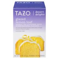 Glazed Lemon Loaf from Tazo
