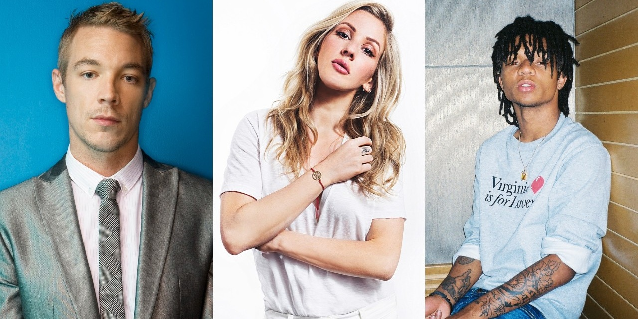 Ellie Goulding teams up with Diplo and Swae Lee for first track in three years 'Close To Me' – listen
