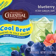 Blueberry Cool Brew Iced Tea from Celestial Seasonings