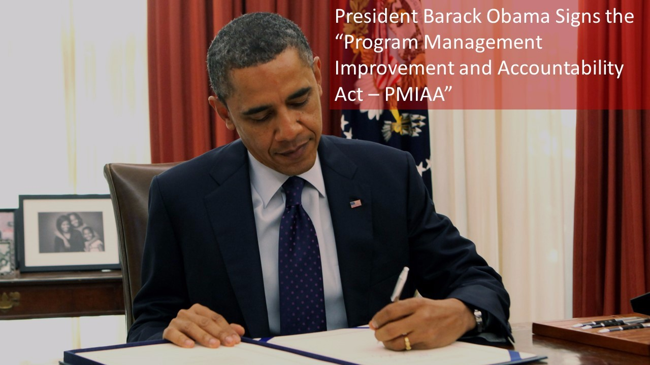 Program Management Improvement and Accountability Act