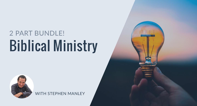 Biblical Ministry Bundle