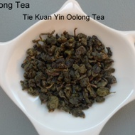 Roasted TGY Taiwanese Style Ti Kuan Yin Oolong Tea from jLteaco (fongmongtea)