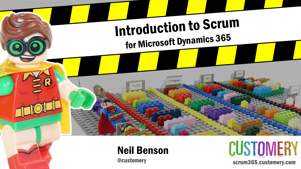Introduction to Scrum for Dynamics 365 | Customery