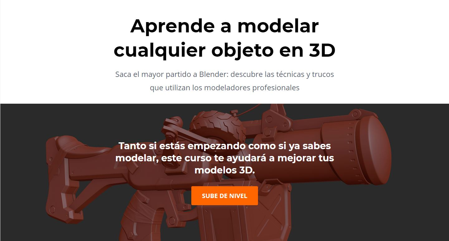 curso hard surface en blender 02