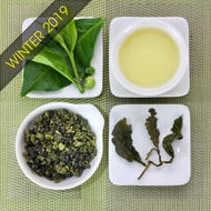 Fushoushan High Mountain Winter Oolong Tea, Lot 871 from Taiwan Tea Crafts