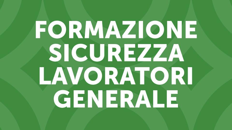 Formazione Generale dei Lavoratori CorsiSicurezza.com