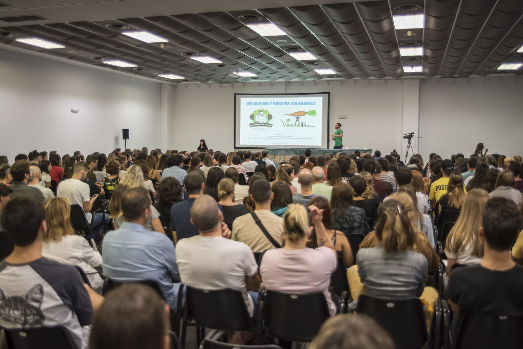 Jorge García conferencia Barcelona