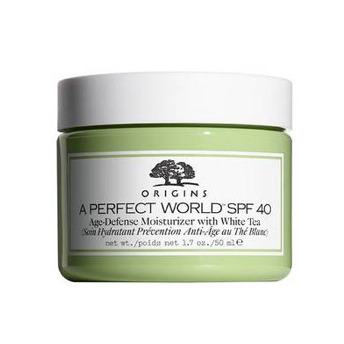 A Perfect World Soin Hydratant Prevention Anti Age au The Blanc SPF40