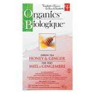Green Tea Honey & Ginger (organic) from President's Choice