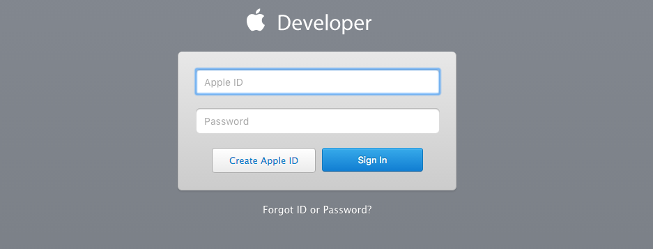 Step by Step Guide to Configuring Your Apple Developer