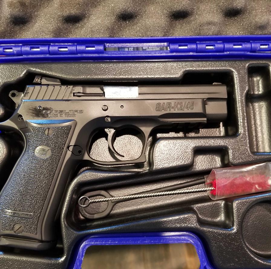 EAA EAA Sar K2 45 ACP | IOWA GUN