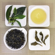 Lightly-Baked Wenshan Bao Zhong Tea, Lot 638 from Taiwan Tea Crafts