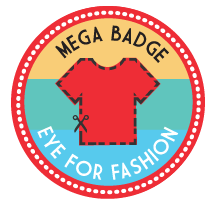 Eye for Fashion Mega Badge