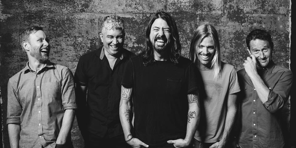 Foo Fighters are coming to Asia