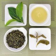 Organic Cui Yu T-13 (Jade) Oolong Tea, Lot 1015 from Taiwan Tea Crafts