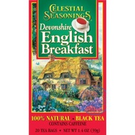 English Breakfast from Celestial Seasonings