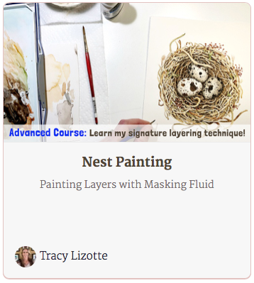 Nest Painting Course