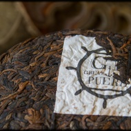 2012 Huron Gold Needle Shou Pu-erh Cake from Whispering Pines Tea Company