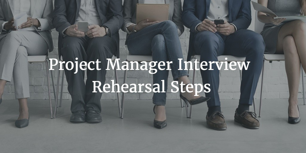 project manager interview simulation