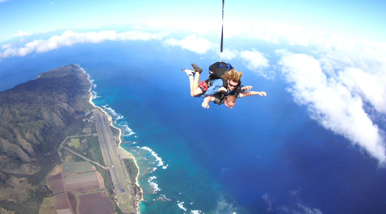 Tandem Skydive in St. Croix: Book Tours & Activities at Peek.com