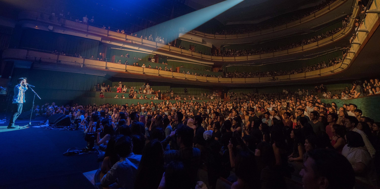 PHOTO GALLERY: Gentle Bones stages unprecedented concerts in the Esplanade Concert Hall