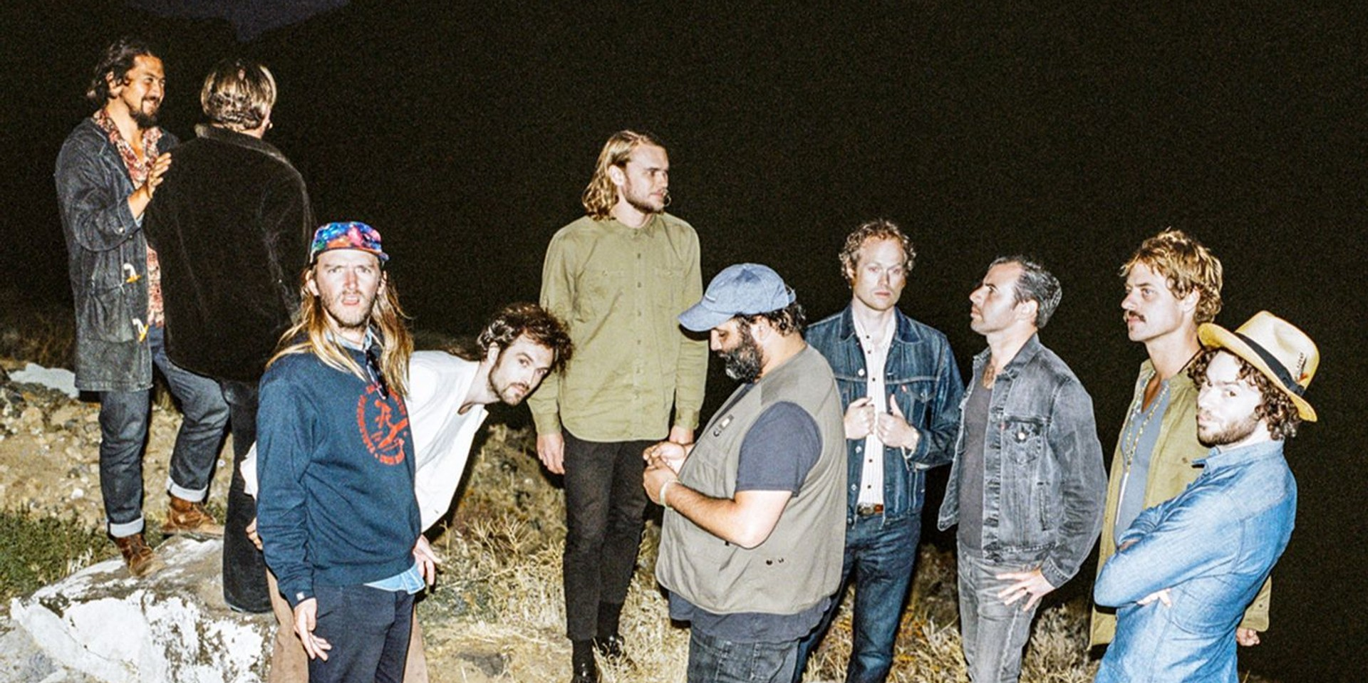 ALBUM REVIEW: Edward Sharpe and the Magnetic Zeros - PersonA