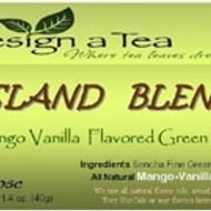 Island Blend from Design a Tea