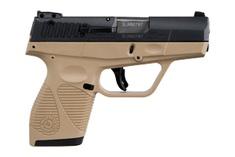 Taurus PT740 SLIM .40 CAL FDE