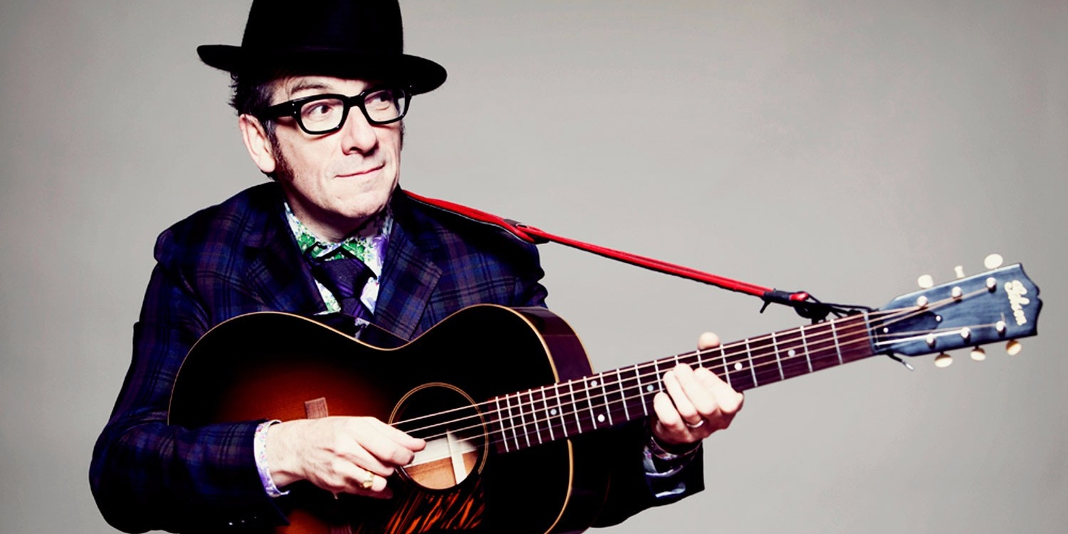 Elvis Costello detours into the Esplanade Concert Hall this September with a career-spanning retrospective