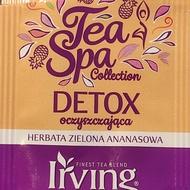 Detox - herbata zielona ananasowa from Irving